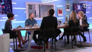 Alessandra Sublet et Céline Dion dans C à Vous - 28/11/12 - 52