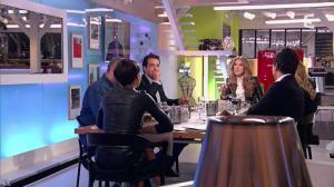 Alessandra Sublet et Céline Dion dans C à Vous - 28/11/12 - 55