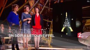 Alessandra Sublet dans Un Soir à la Tour Eiffel - 29/04/15 - 01
