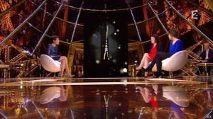 Alessandra Sublet dans un Soir à la Tour Eiffel - 29/04/15 - 06