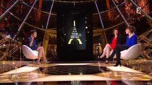 Alessandra Sublet dans Un Soir à la Tour Eiffel - 29/04/15 - 07
