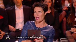 Alessandra Sublet dans Un Soir à la Tour Eiffel - 29/04/15 - 09