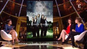 Alessandra Sublet dans Un Soir à la Tour Eiffel - 29/04/15 - 11