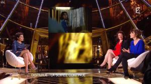 Alessandra Sublet dans un Soir à la Tour Eiffel - 29/04/15 - 12