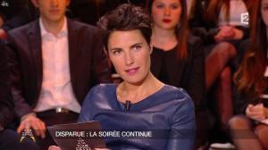 Alessandra Sublet dans Un Soir à la Tour Eiffel - 29/04/15 - 14