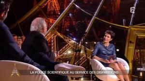 Alessandra Sublet dans Un Soir à la Tour Eiffel - 29/04/15 - 17