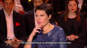 Alessandra Sublet dans Un Soir à la Tour Eiffel - 29/04/15 - 18