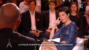 Alessandra Sublet dans un Soir à la Tour Eiffel - 29/04/15 - 21