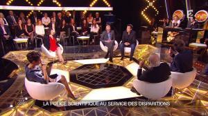 Alessandra Sublet dans un Soir à la Tour Eiffel - 29/04/15 - 22