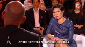 Alessandra Sublet dans Un Soir à la Tour Eiffel - 29/04/15 - 25
