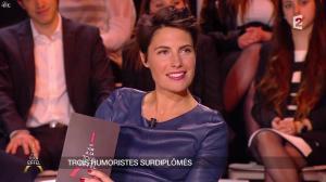 Alessandra Sublet dans Un Soir à la Tour Eiffel - 29/04/15 - 28