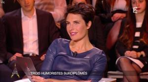Alessandra Sublet dans un Soir à la Tour Eiffel - 29/04/15 - 29
