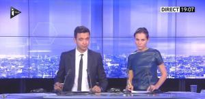 Anais Castagna dans I télé - 26/12/15 - 01