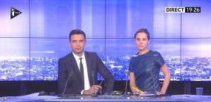 Anais Castagna dans I télé - 26/12/15 - 02