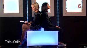 Catherine Ceylac dans The ou Cafe - 26/09/15 - 11