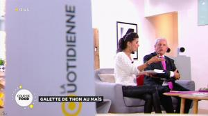 Farida Foodista dans la Quotidienne - 09/04/15 - 03