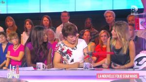 Hapsatou Sy et Caroline Ithurbide dans le Grand 8 - 15/09/15 - 14
