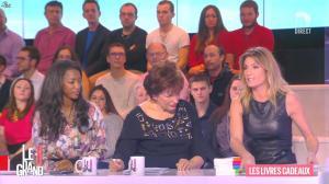 Hapsatou Sy et Caroline Ithurbide dans le Grand 8 - 30/11/15 - 03