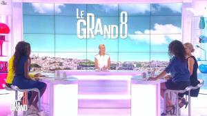 Laurence Ferrari, Hapsatou Sy et Aïda Touihri dans le Grand 8 - 01/09/15 - 04