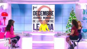 Laurence Ferrari, Hapsatou Sy et Aida Touihri dans le Grand 8 - 01/12/15 - 02