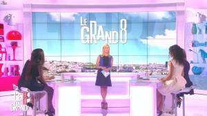 Laurence Ferrari, Hapsatou Sy et Aïda Touihri dans le Grand 8 - 03/09/15 - 01