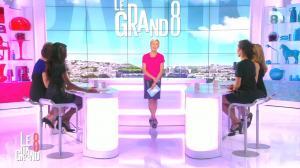 Laurence Ferrari, Hapsatou Sy et Aïda Touihri dans le Grand 8 - 11/09/15 - 15