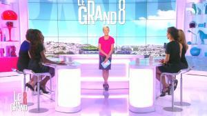 Laurence Ferrari, Hapsatou Sy et Aïda Touihri dans le Grand 8 - 11/09/15 - 18