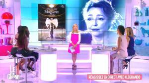 Laurence Ferrari, Hapsatou Sy et Aïda Touihri dans le Grand 8 - 15/09/15 - 02