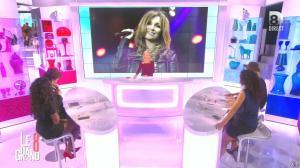 Laurence Ferrari, Hapsatou Sy et Aïda Touihri dans le Grand 8 - 19/10/15 - 04