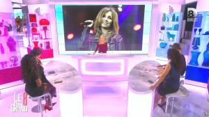 Laurence Ferrari, Hapsatou Sy et Aida Touihri dans le Grand 8 - 19/10/15 - 04