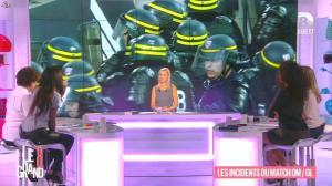 Laurence Ferrari, Hapsatou Sy et Aïda Touihri dans le Grand 8 - 21/09/15 - 04