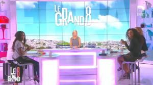 Laurence Ferrari, Hapsatou Sy et Aïda Touihri dans le Grand 8 - 21/09/15 - 06