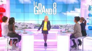 Laurence Ferrari, Hapsatou Sy et Aida Touihri dans le Grand 8 - 25/01/16 - 02