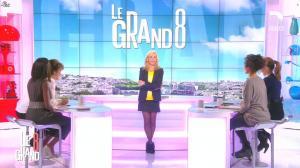 Laurence Ferrari, Hapsatou Sy et Aïda Touihri dans le Grand 8 - 25/01/16 - 03