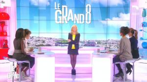 Laurence Ferrari, Hapsatou Sy et Aida Touihri dans le Grand 8 - 25/01/16 - 03