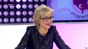 Sylvie Adigard dans C est au Programme - 15/12/15 - 02