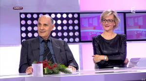 Sylvie Adigard dans C est au Programme - 15/12/15 - 08