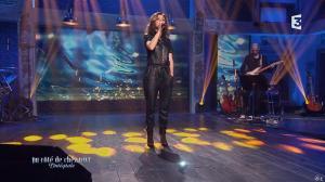 Tina Arena dans Du Cote de Chez Dave - 12/04/15 - 10
