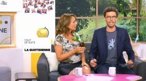 Valérie Durier dans la Quotidienne - 01/05/15 - 02