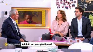 Valérie Durier dans la Quotidienne - 02/04/15 - 03
