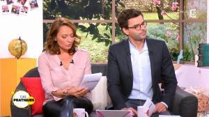 Valérie Durier dans la Quotidienne - 02/04/15 - 06