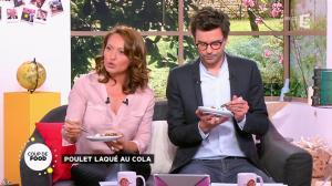 Valérie Durier dans la Quotidienne - 02/04/15 - 12