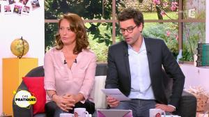 Valérie Durier dans la Quotidienne - 02/04/15 - 13