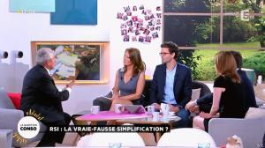 Valérie Durier dans la Quotidienne - 04/05/15 - 04