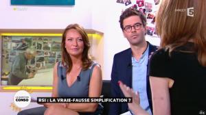 Valérie Durier dans la Quotidienne - 04/05/15 - 05