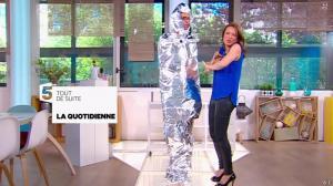 Valérie Durier dans la Quotidienne - 06/05/15 - 02