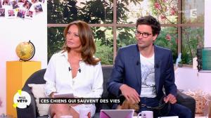 Valérie Durier dans la Quotidienne - 08/04/15 - 05