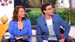 Valérie Durier dans la Quotidienne - 10/03/15 - 02