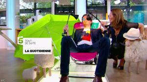 Valérie Durier dans la Quotidienne - 11/05/15 - 01