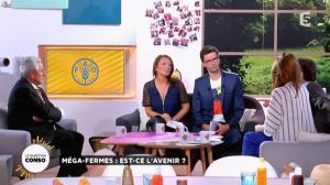 Valérie Durier dans la Quotidienne - 11/05/15 - 06